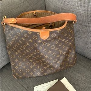 Louis Vuitton Delightful mm medium